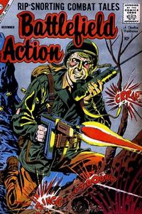 Cover Thumbnail for Battlefield Action (Charlton, 1957 series) #22