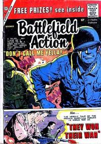 Cover Thumbnail for Battlefield Action (Charlton, 1957 series) #27