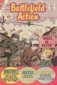 Cover Thumbnail for Battlefield Action (Charlton, 1957 series) #40