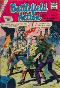 Cover Thumbnail for Battlefield Action (Charlton, 1957 series) #42