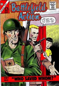 Cover Thumbnail for Battlefield Action (Charlton, 1957 series) #46