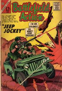 Cover Thumbnail for Battlefield Action (Charlton, 1957 series) #57
