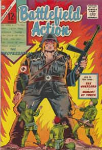 Cover Thumbnail for Battlefield Action (Charlton, 1957 series) #59