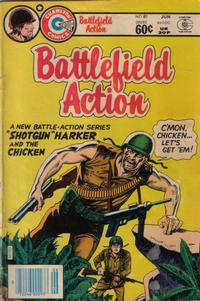 Cover Thumbnail for Battlefield Action (Charlton, 1980 series) #81