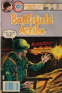 Cover Thumbnail for Battlefield Action (Charlton, 1980 series) #82
