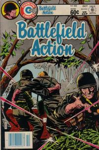Cover Thumbnail for Battlefield Action (Charlton, 1980 series) #83