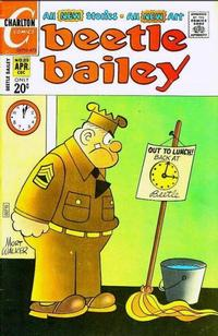 Cover Thumbnail for Beetle Bailey (Charlton, 1969 series) #89