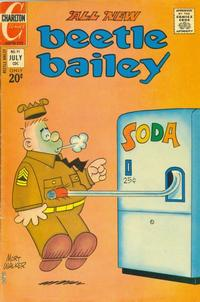 Cover Thumbnail for Beetle Bailey (Charlton, 1969 series) #91