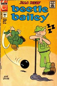 Cover Thumbnail for Beetle Bailey (Charlton, 1969 series) #99