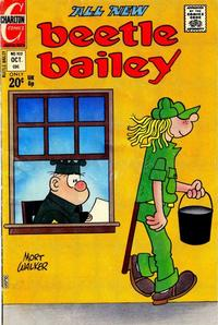 Cover Thumbnail for Beetle Bailey (Charlton, 1969 series) #102
