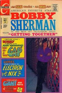 Cover Thumbnail for Bobby Sherman (Charlton, 1972 series) #3
