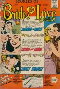 Cover Thumbnail for Brides in Love (Charlton, 1956 series) #14