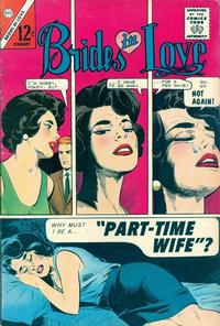 Cover Thumbnail for Brides in Love (Charlton, 1956 series) #45