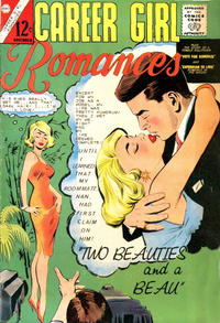 Cover Thumbnail for Career Girl Romances (Charlton, 1964 series) #26