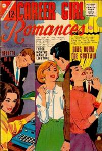 Cover Thumbnail for Career Girl Romances (Charlton, 1964 series) #29