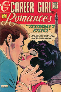 Cover Thumbnail for Career Girl Romances (Charlton, 1964 series) #48
