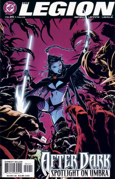 Cover for The Legion (DC, 2001 series) #24