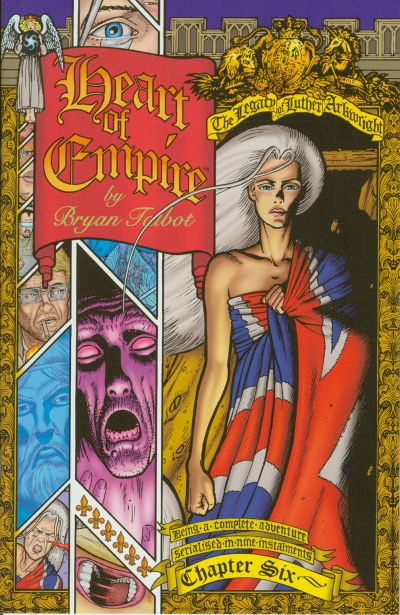 Cover for Heart of Empire (Dark Horse, 1999 series) #6