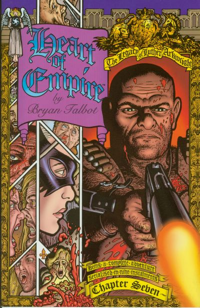 Cover for Heart of Empire (Dark Horse, 1999 series) #7