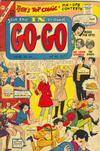 Cover for Go-Go (Charlton, 1966 series) #3