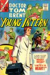 Cover for Doctor Tom Brent, Young Intern (Charlton, 1963 series) #3