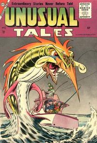 Cover Thumbnail for Unusual Tales (Charlton, 1955 series) #6