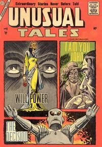 Cover Thumbnail for Unusual Tales (Charlton, 1955 series) #8