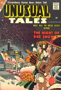 Cover for Unusual Tales (1955 series) #9