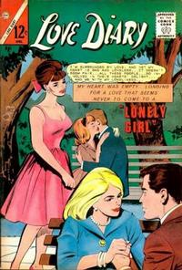 Cover Thumbnail for Love Diary (Charlton, 1958 series) #37