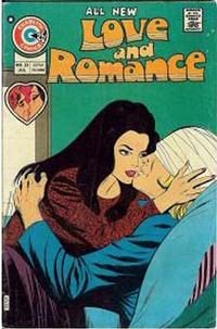 Cover Thumbnail for Love and Romance (Charlton, 1971 series) #23