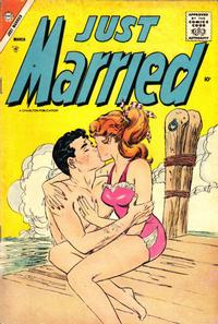 Cover Thumbnail for Just Married (Charlton, 1958 series) #2