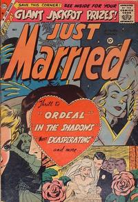 Cover Thumbnail for Just Married (Charlton, 1958 series) #8