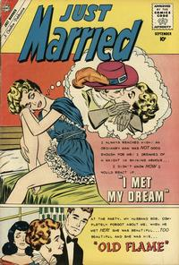 Cover Thumbnail for Just Married (Charlton, 1958 series) #15