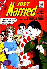 Cover Thumbnail for Just Married (Charlton, 1958 series) #30