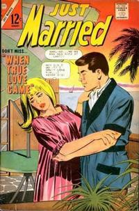 Cover Thumbnail for Just Married (Charlton, 1958 series) #48