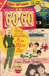 Cover Thumbnail for Go-Go (Charlton, 1966 series) #5