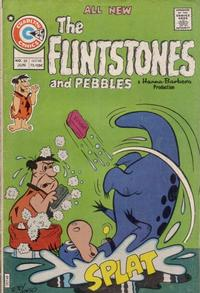 Cover Thumbnail for The Flintstones (Charlton, 1970 series) #38