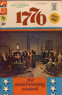 Cover Thumbnail for 1776 [Charlton Classics Library] (Charlton, 1973 series) #1