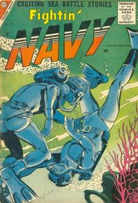 Cover Thumbnail for Fightin' Navy (Charlton, 1956 series) #77