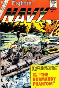 Cover Thumbnail for Fightin' Navy (Charlton, 1956 series) #94