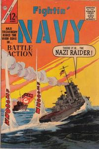 Cover Thumbnail for Fightin' Navy (Charlton, 1956 series) #111