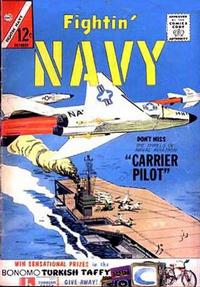 Cover Thumbnail for Fightin' Navy (Charlton, 1956 series) #112