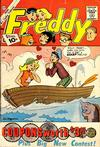 Cover for Freddy (Charlton, 1958 series) #28