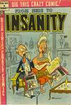 Cover for From Here to Insanity (Charlton, 1955 series) #8