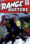 Cover for Range Busters (Charlton, 1955 series) #9