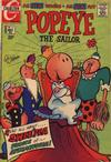 Cover for Popeye (Charlton, 1969 series) #114