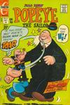Cover for Popeye (Charlton, 1969 series) #122