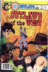 Cover for Outlaws of the West (Charlton, 1979 series) #83