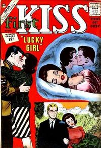 Cover Thumbnail for First Kiss (Charlton, 1957 series) #28