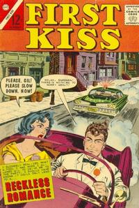 Cover Thumbnail for First Kiss (Charlton, 1957 series) #30